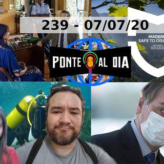 Madeira | Ponte al día 239 (07/07/20)