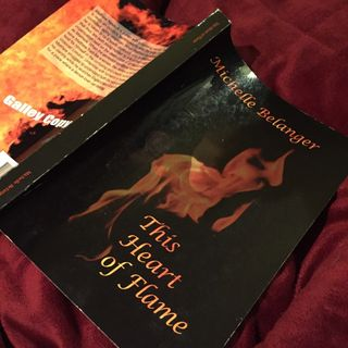 """Michelle Belanger's """"This Heart of Flame"""" (ch 10)"""