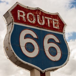 Traveling Route 66 and Crossing Europe in an RV