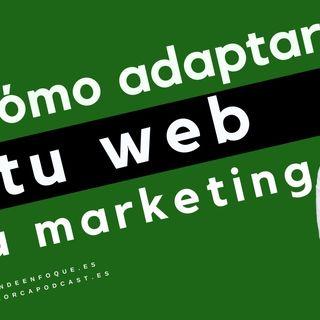 🔺Cómo orientar una web a marketing🔺