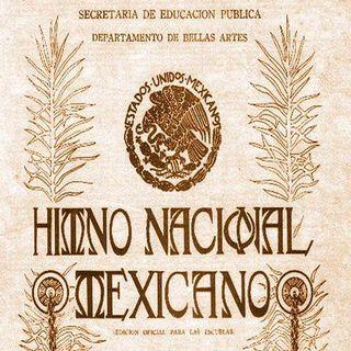 El Himno Nacional Mexicano
