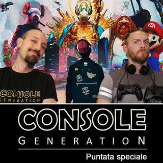 Speciale Games Week 2019 - Gli amici di Console Generation