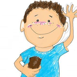 EL CAMINO DE CHOCOLATE  🍫 Gianni Rodari cuentos 🛤️ Audio cuento infantil