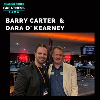 #81 Dara O' Kearney & Barry Carter: Knock-Out Artists