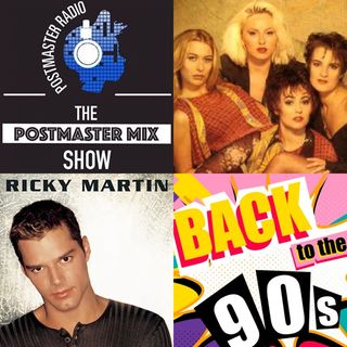 The Postmaster Mix: 90's Edition Part 2