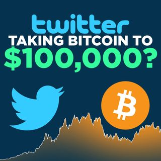 323. Could Twitter Push Bitcoin to $100k? | Twitter Enables Bitcoin Tipping