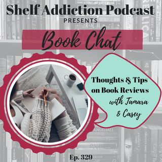 Thoughts & Tips on Book Reviews | Book Chat