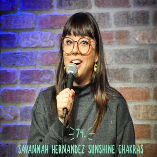 74. Savannah Hernandez Sunshine Chakras