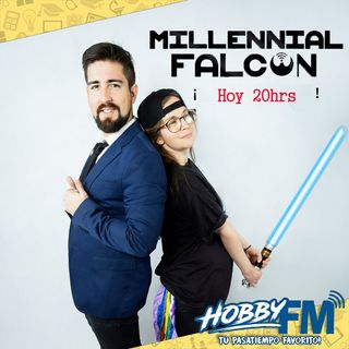 Ep 19 - No te cases ni te embarques, escucha el @millennialfalconpodcast por @hobbyfm.cl