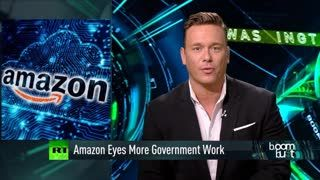 SHOCKER Amazon Wants More Defense Contracts, Regardless of How Employees Feel