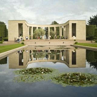 Stones and Bones 10 - Normandy American Cemetery