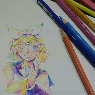 Rin Kagamine-