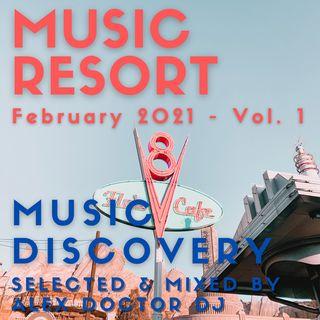 #87 - Music Resort - February 2021 vol. 1