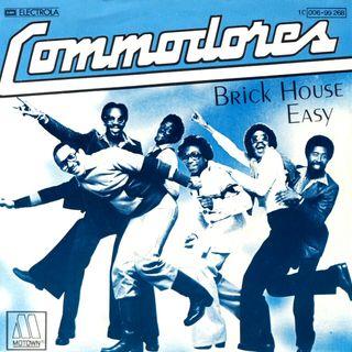 Brick House, Commodores