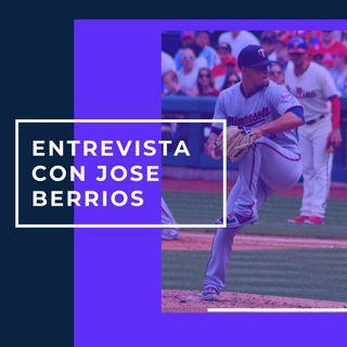 Berrios fue campo corto antes de lanzador