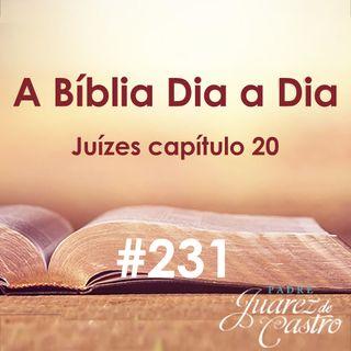 Curso Bíblico 231 - Juízes Capítulo 20 - A guerra contra Benjamin - Padre Juarez de Castro