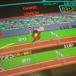 Olympic gameplay TOKYO 2020 (Track & Field)