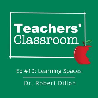 Learning Spaces with Dr. Robert Dillon