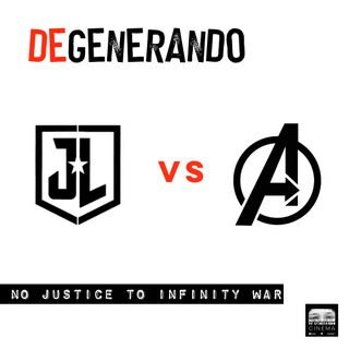 DC vs MARVEL - No Justice to Infinity War