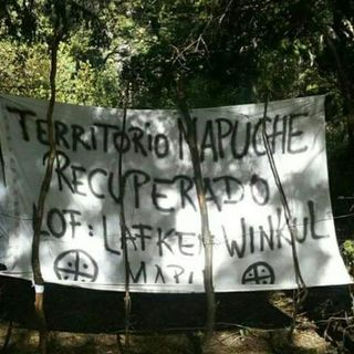 Urgente #Bariloche Moira Millan