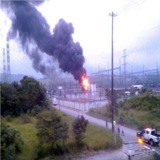 Incendio en Tamaulipas fue lo que provocó mega apagón: CFE