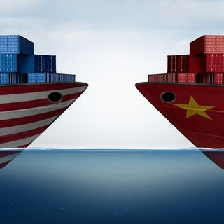 Where's China After Its Blows Up Managed Trade w/ US