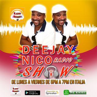 Deejay Nico Radio show