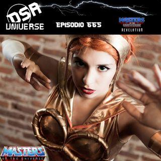 665 - ¿Cuál es la mayor revelación de He-Man y los Amos del Universo?
