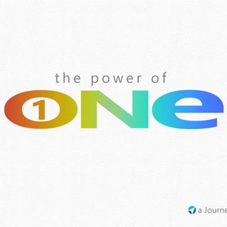 the power of ONE (Invitation) #4