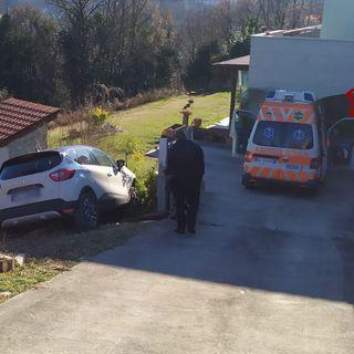 Disgrazia in una contrada: l'auto si muove e travolge il proprietario. Muore un 69enne