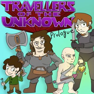 Prologue: Ep. 2. The Mines of Pebblesmith - Part 2