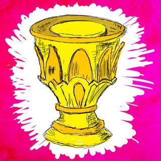 13 - Holy Grail