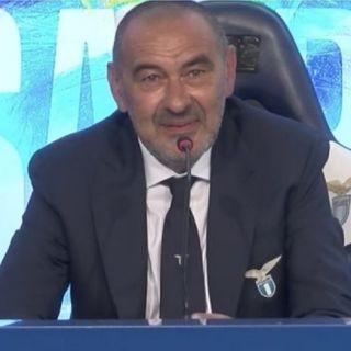 Gazzetta Biancoceleste On Air Sarri Si Presenta Quarta Parte