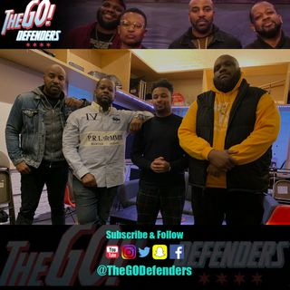 GO! Defenders Podcast - Dear Hot Girl Summer with guest Briahna Gatlin Episode 8
