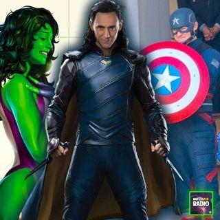 Marvelflix T2-P11 - ¿She-Hulk defenderá a Spider-Man? Filtraciones Loki, Copa MarvelFlix