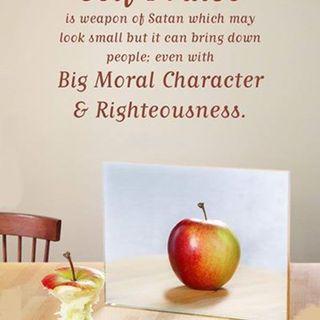Bible Study Exercise: Praising Yourself