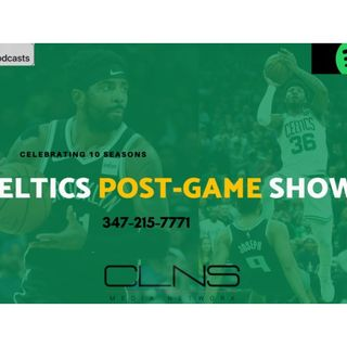 POSTGAME: Celtics vs. Nets | Nov. 27 | Kemba Walker | Kyrie Irving