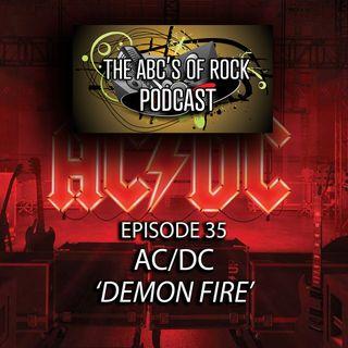 New Release Thursday - AC/DC - Demon Fire - Episode 35