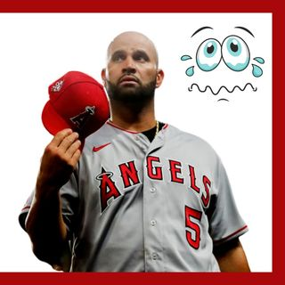 MLB: ALBERT PUJOLS es DESPEDIDO de los ANGELINOS