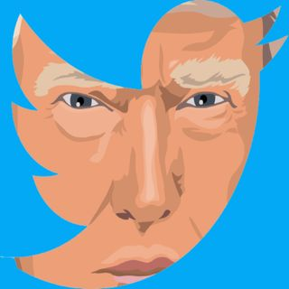 Trump give a boost to  Nigerian Government for banning Twitter