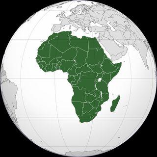 PodGeo - Continente Africano - Aspectos Gerais