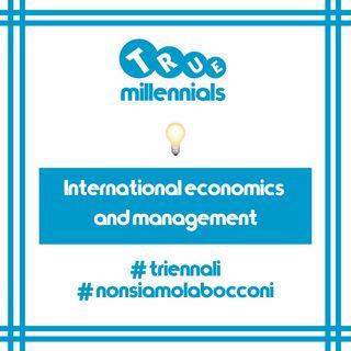 Bocconi-international economics and management
