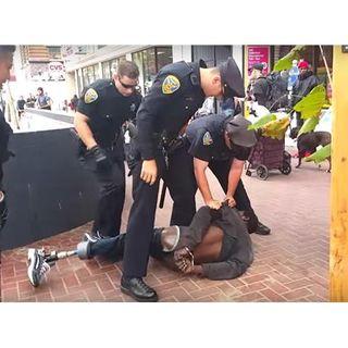 Criminalizing The Homeless - Tina Crawford: 619-768-2945