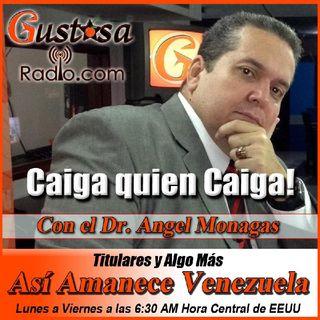 #15Marzo ASÍ AMANECE VENEZUELA Titulares Caiga Quién Caiga