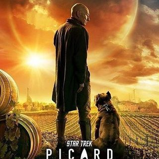 TV Party Tonight: Star Trek - Picard (season 1)