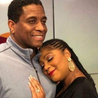 Trini Braxton Announced She's Engaged