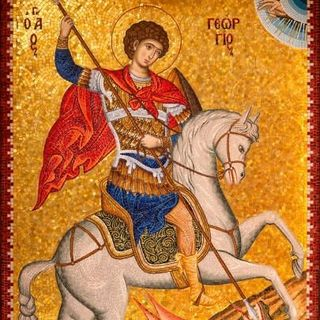 San Jorge, mártir