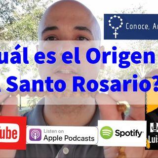 Episodio 46: ¿Cuál es el Origen del Santo Rosario?