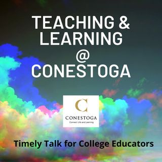Teaching and Learning @ Conestoga