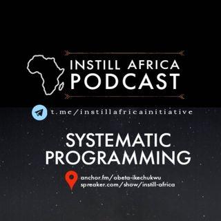 Systematic Programming Pt1